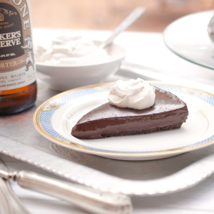 Chocolate Beer tart 4FG