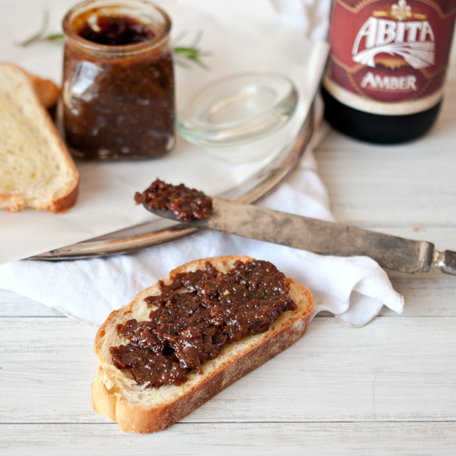 Beer and Bacon Jam