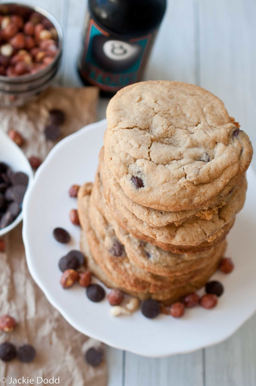 Chocolate Chip, Stout & Beer Nut Cookies2