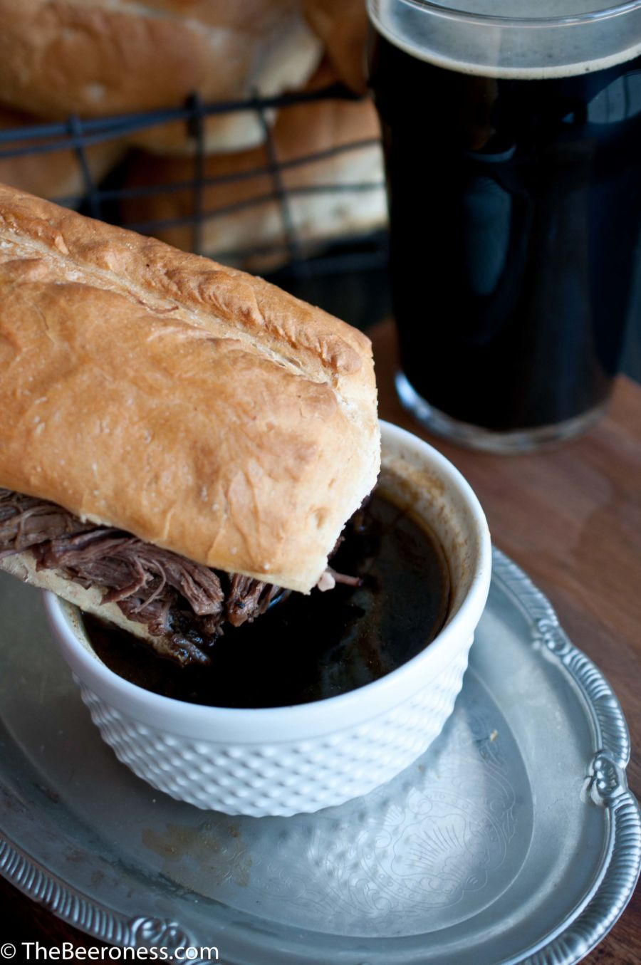 Stout French Dip3