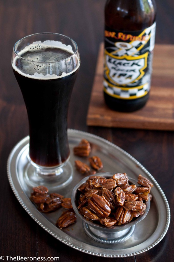 Beer Candied Pecans3