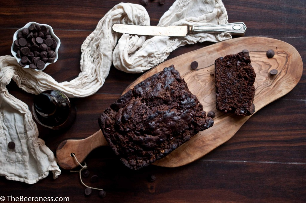 Chocolate Stout Muffin Bread8