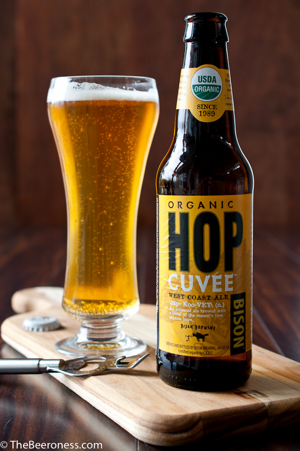 Bison Brewing Hop-Cuvee The Beeroness