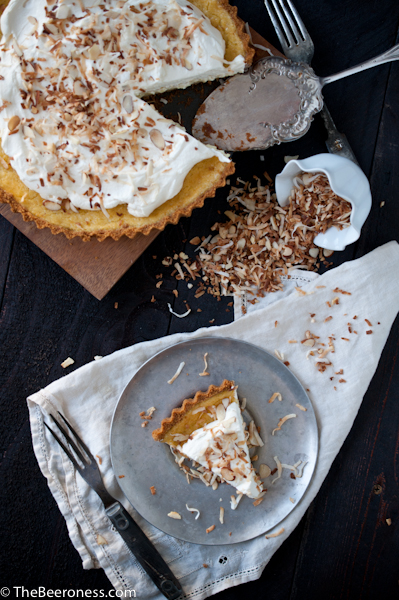 Pineapple Pale Ale Cream Cheese Tart2