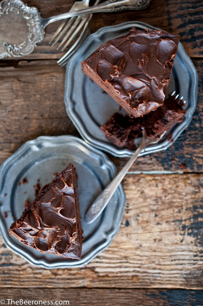 Epic Chocolate Stout Cake5