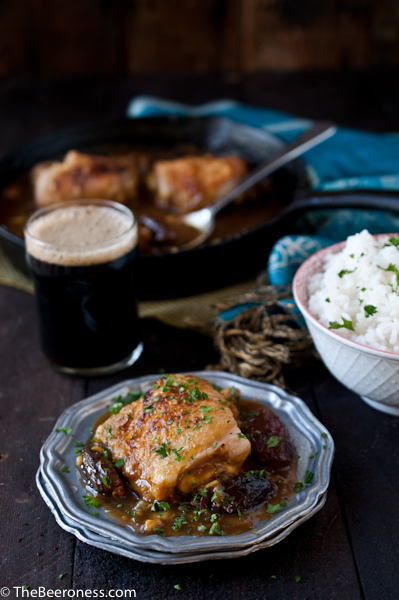 Moroccan Stout Chicken 6