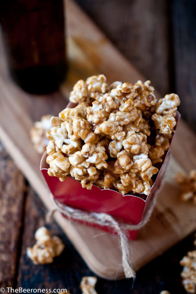 Salted Beer Caramel Corn 2