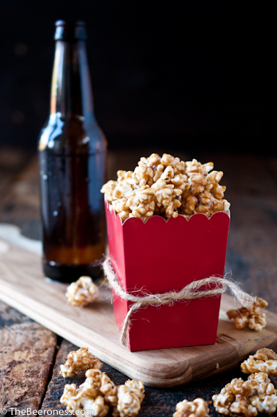 Salted Beer Caramel Corn 4