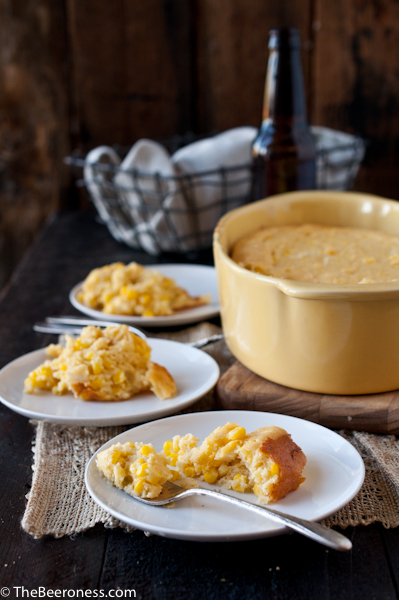 Beer Cheese Corn Spoon Bread3