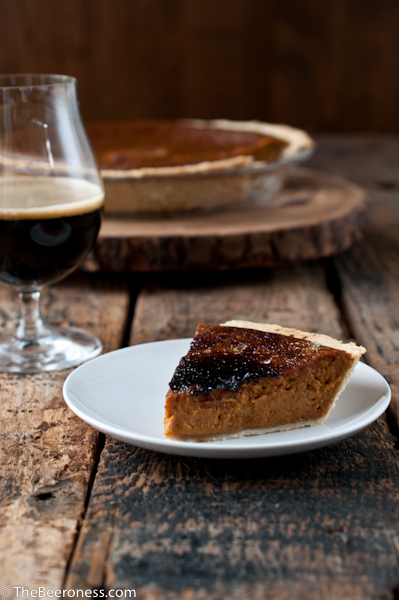 Bruled Pumpkin Beer Pie3