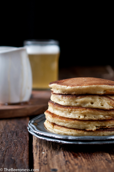 Beer Pancakes and How to Make Super Fluffy Pancakes_