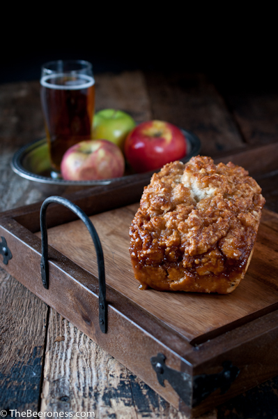 Caramel Apple Beer Bread3