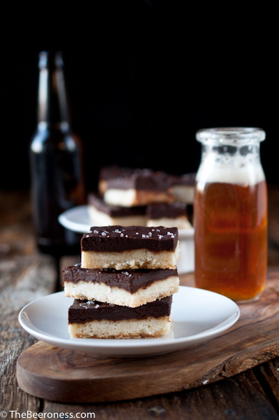 Chocolate Stout Shortbread Cookies2