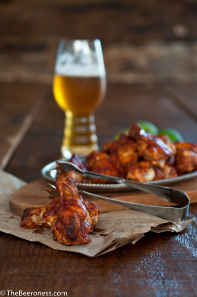 Chili Lime Beer Chicken Wings 5