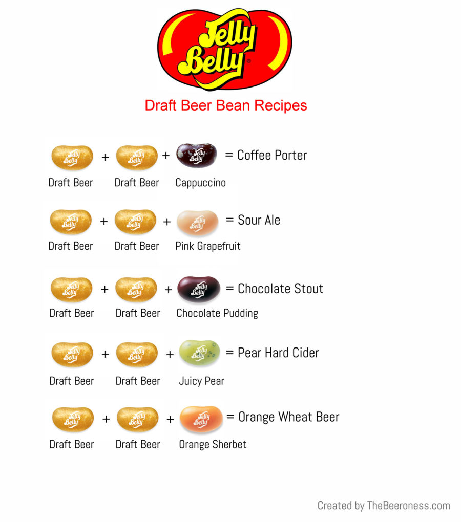 Jelly Belly Makes Beer Jelly Bean - The Beeroness
