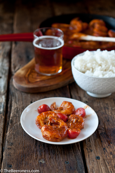 how to make shrimp diablo