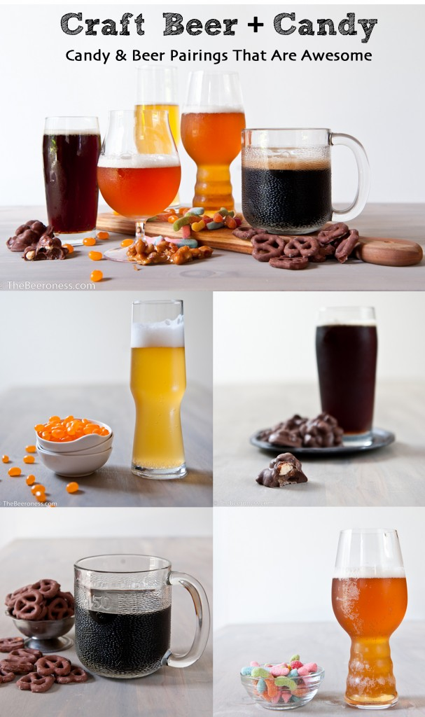 Candy and Beer Pairings