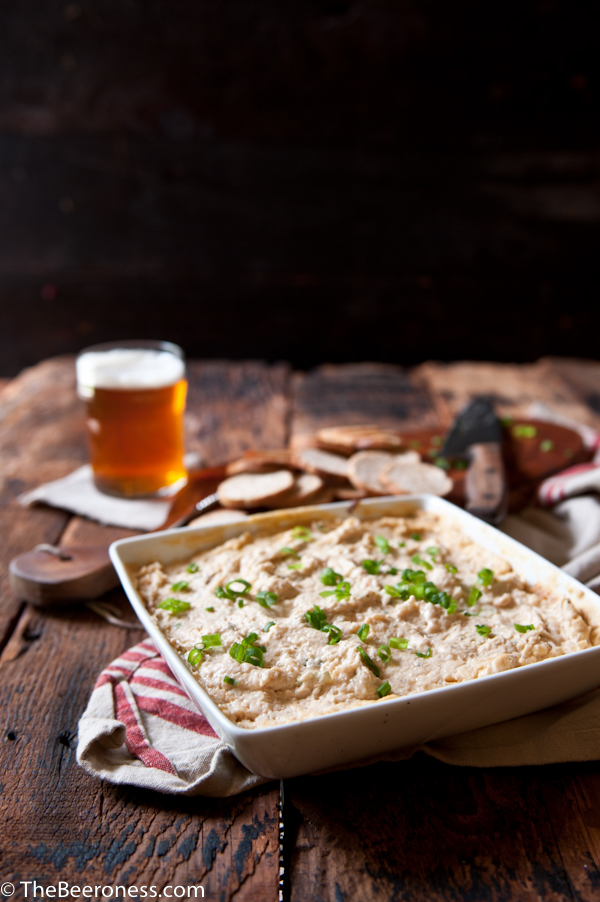 Hot Crab Beer Cheese Dip_