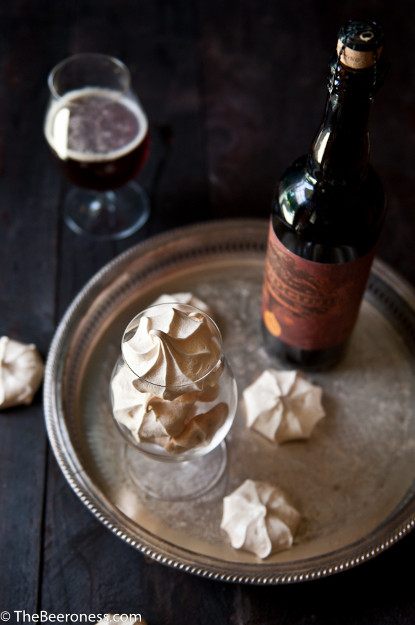 Beer Meringue Cookies_