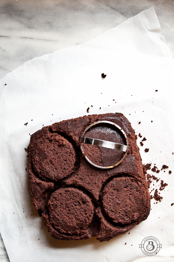 Mini Chocolate Stout Cakes For Two (or four)