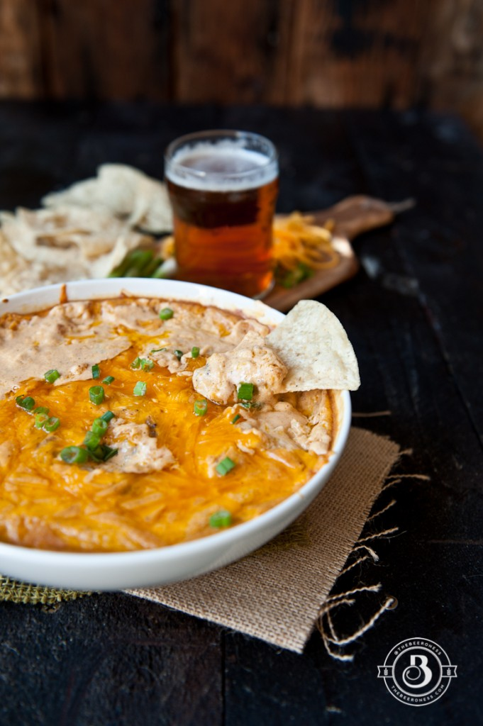 Beer Brat Cheese Dip -1