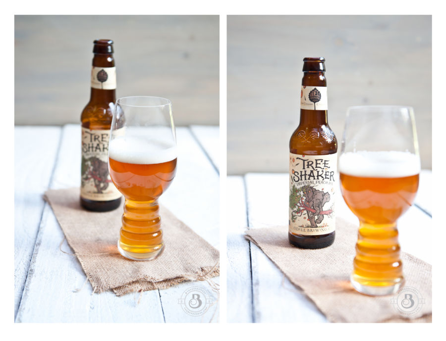 Peach Ale Crème Brulee Tart & Let's Talk about Peach Beer - The ...