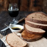 Awesome Vegan Whole Wheat Stout Loaf