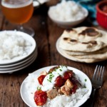 Moroccan Beer Chicken with Herb Yogurt Sauce & How to Stock A Summer Beer Tub