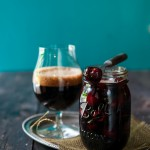 Bourbon Stout Cherries + What is A Barrel Aged Beer?