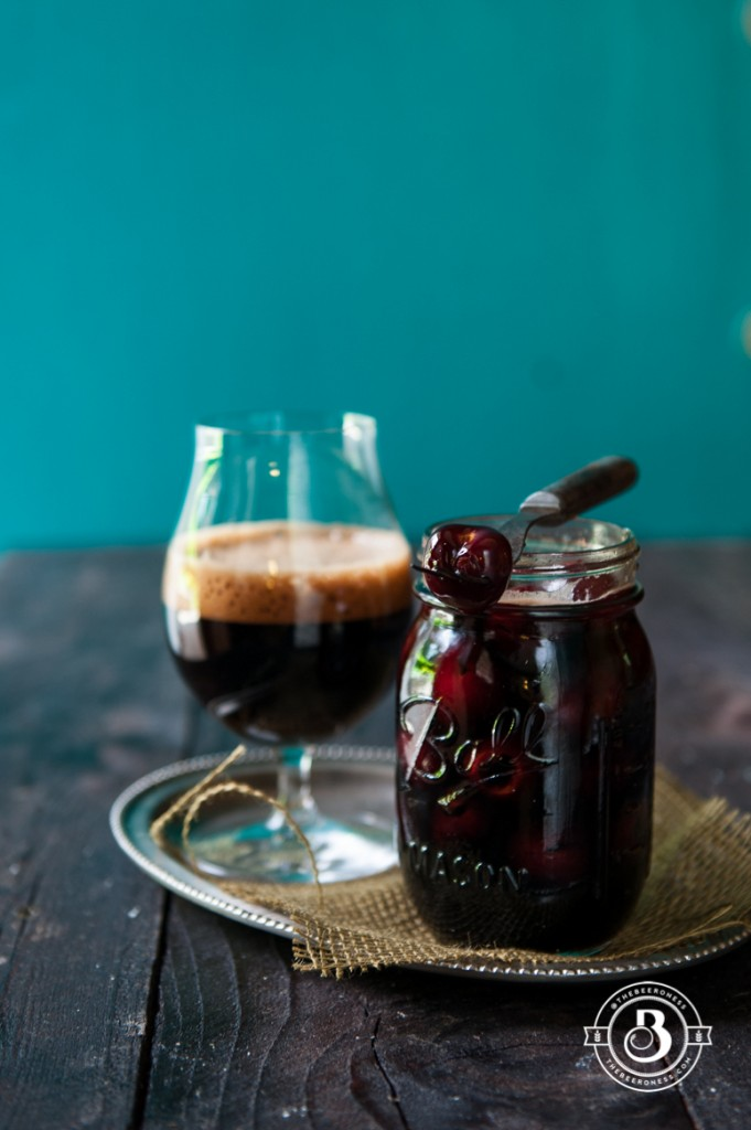 Bourbon Stout Cherries