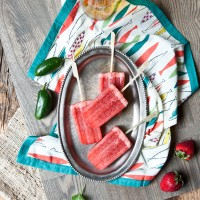 Strawberry Jalapeno Beer Pops-4