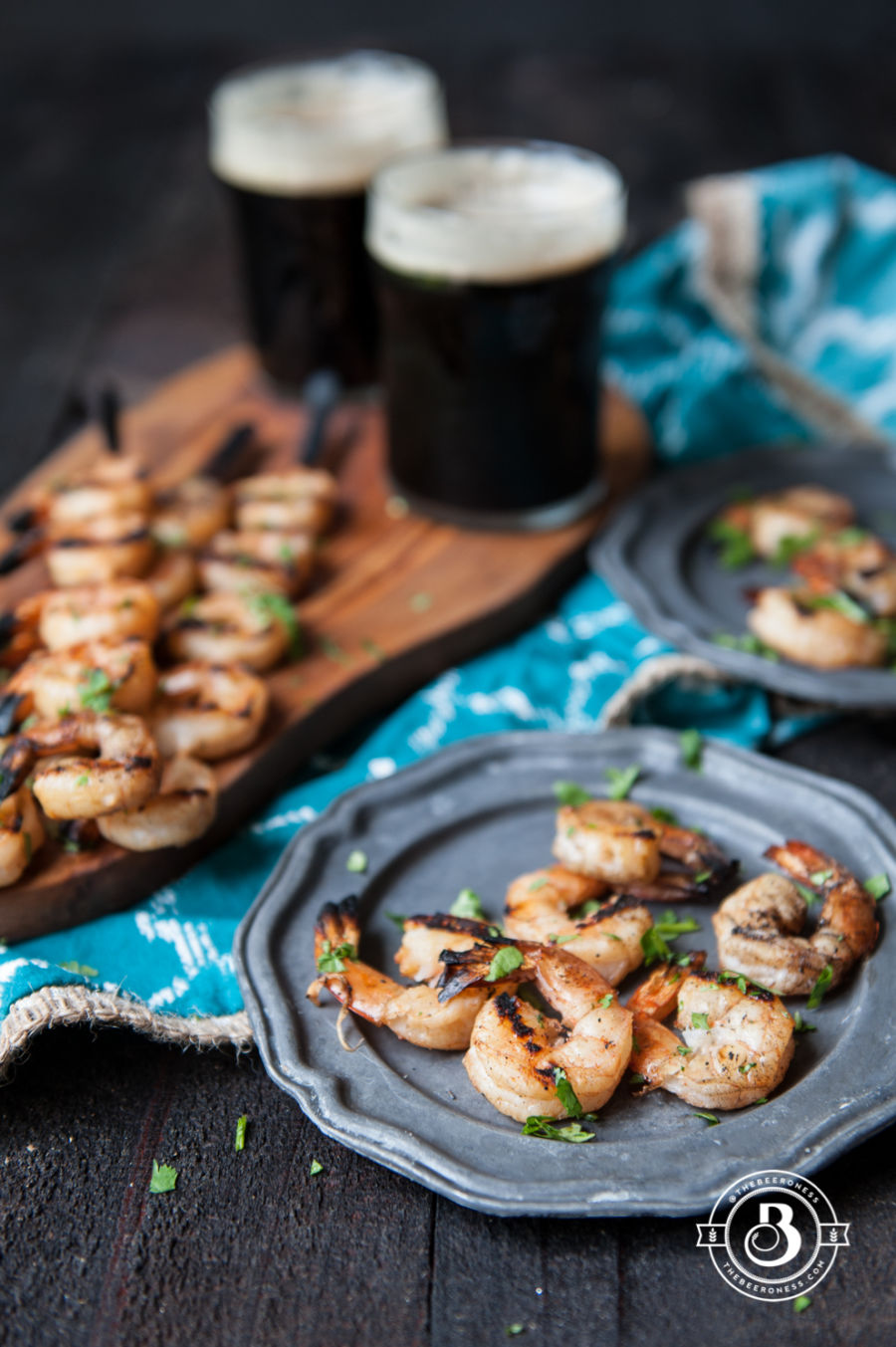 Chili Lime Beer Shrimp -3