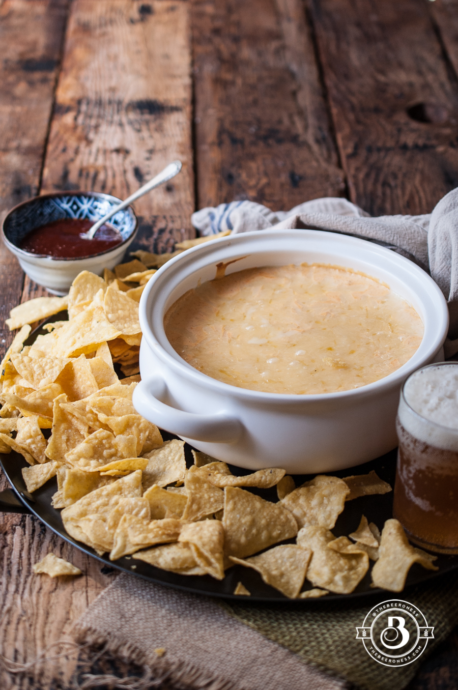 Gochujang Beer Cheese Dip -1