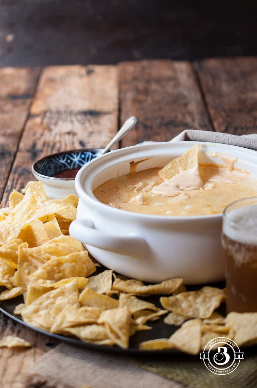 Gochujang Beer Cheese Dip -5
