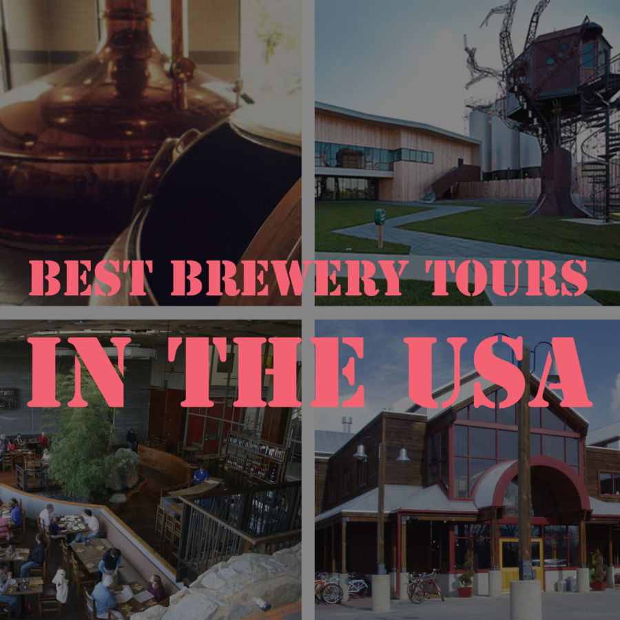 Best Brewery Tours in the USA