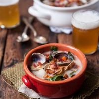 Coconut Beer Steamer Chowder2