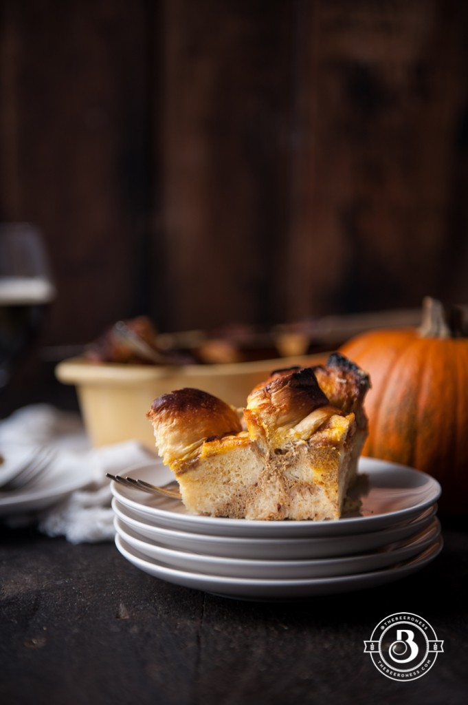 Coconut Pumpkin Ale Overnight French Toast Bake 1