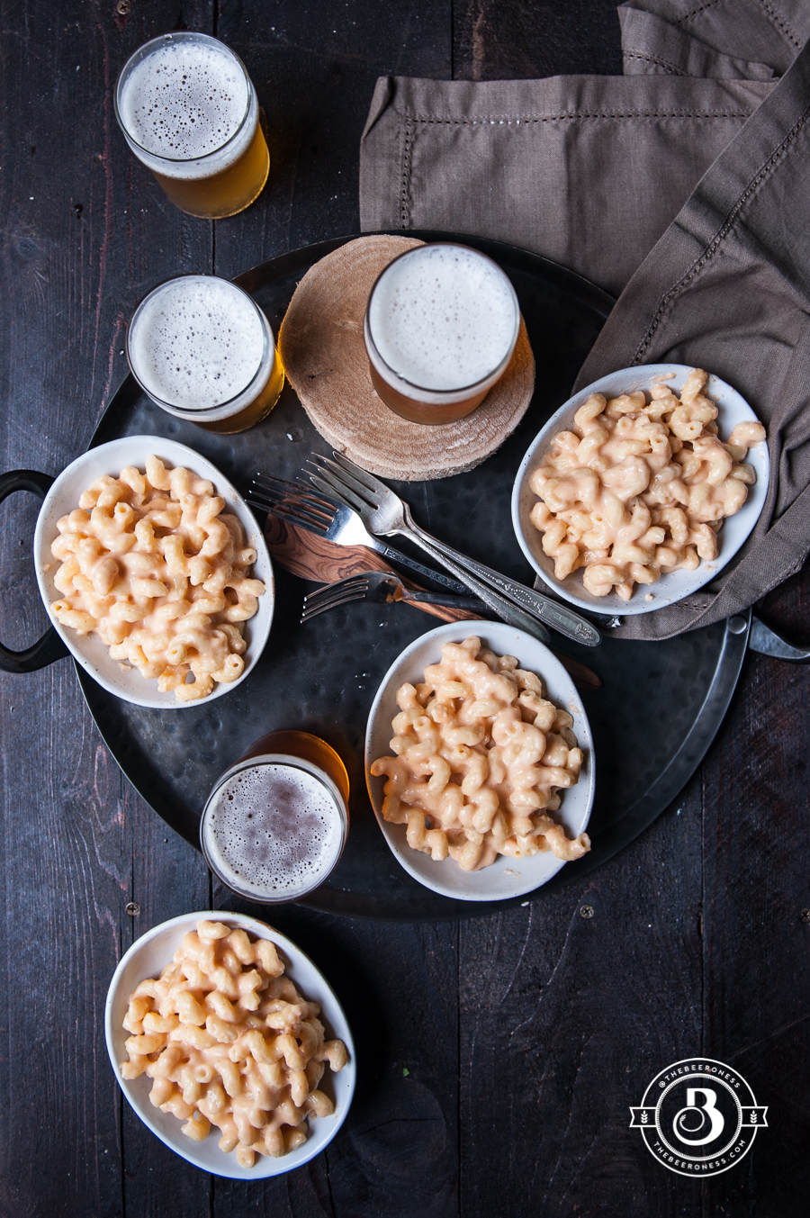 Sriracha Beer Mac N Cheese 2