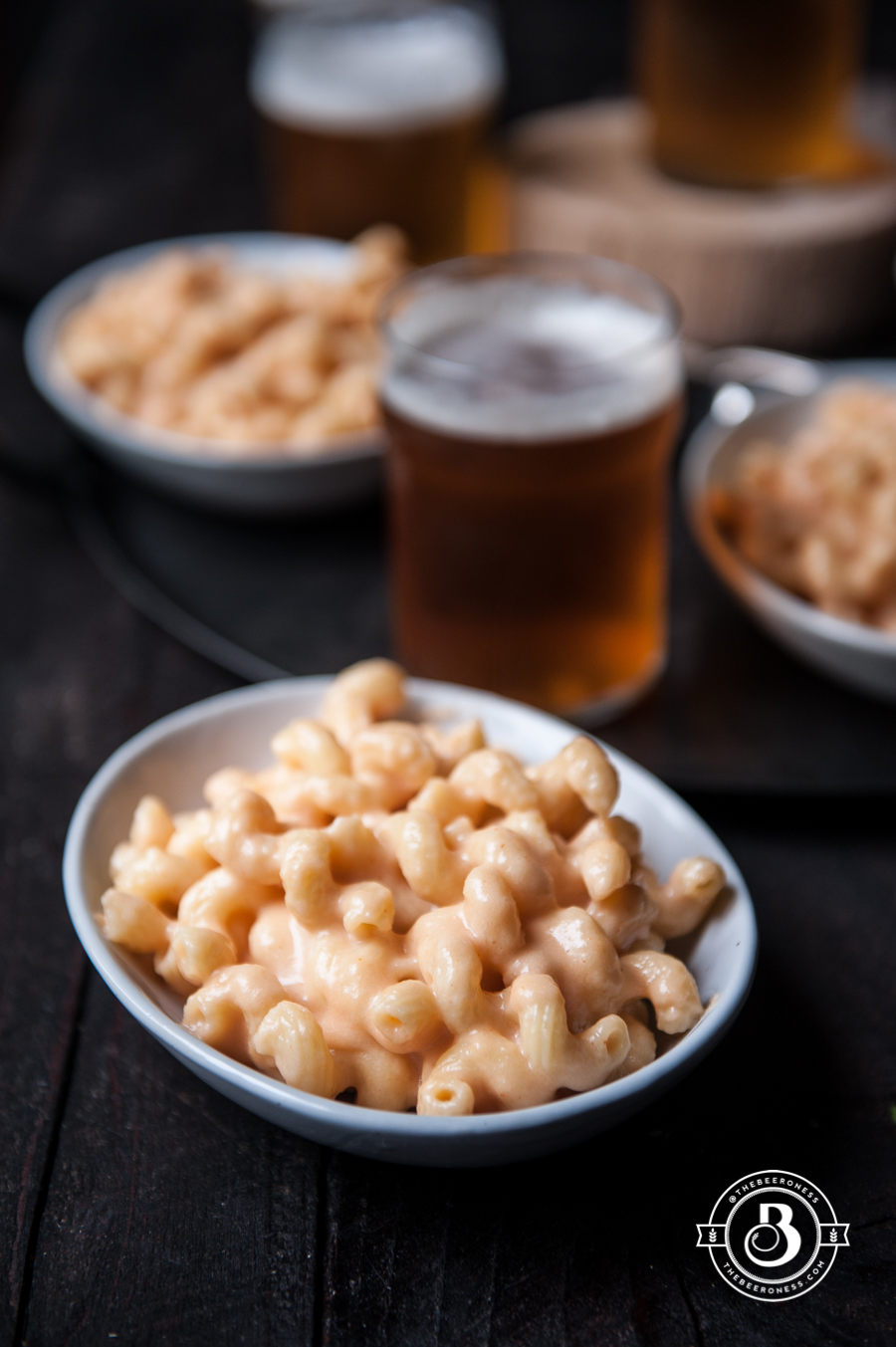 Sriracha Beer Mac N Cheese 3