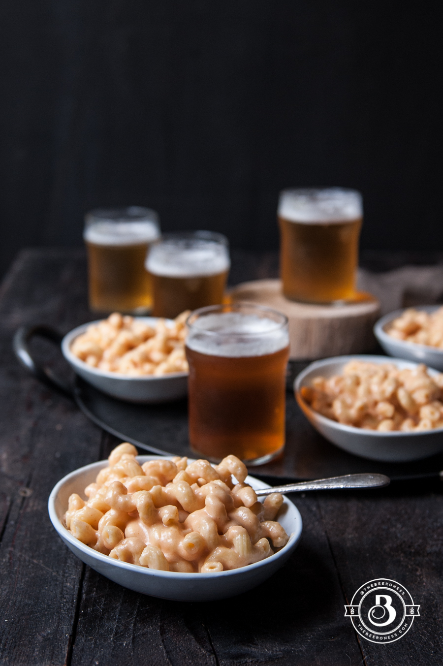 Sriracha Beer Mac N Cheese 5