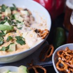 Southwest Beer Cheese Dip + The Definitive Beer to Pair with The Super Bowl