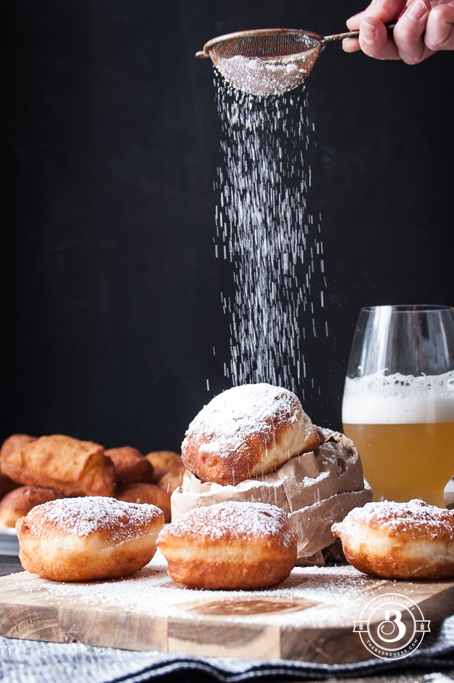Buttermilk and Beer Beignets1
