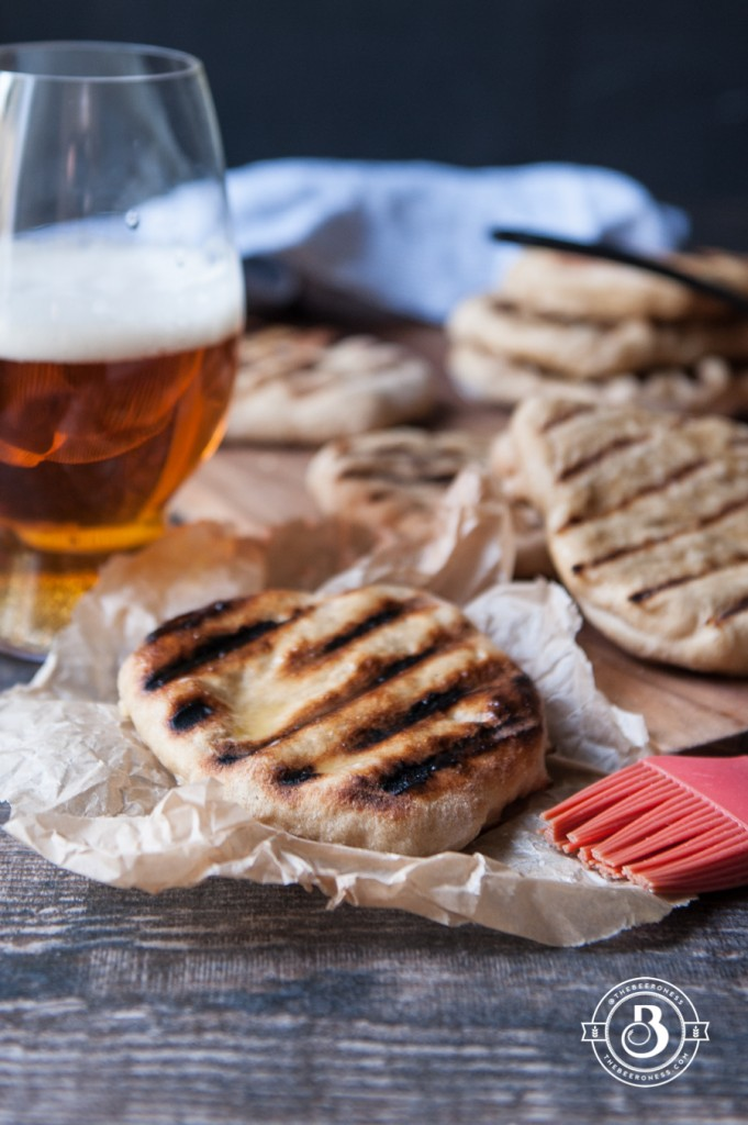 Grilled Garlic Beer Flatbread3