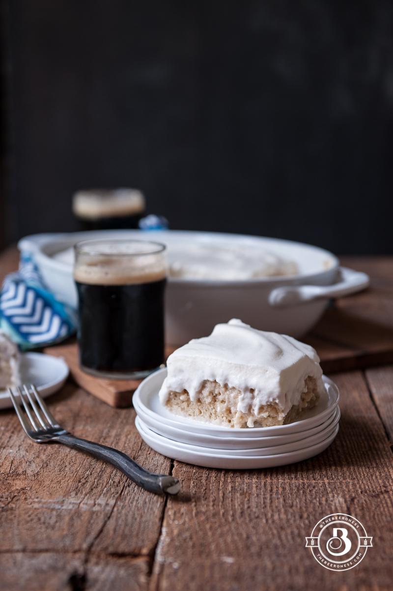 Coconut Porter Tres Leche Cake (No Dairy or Eggs)1