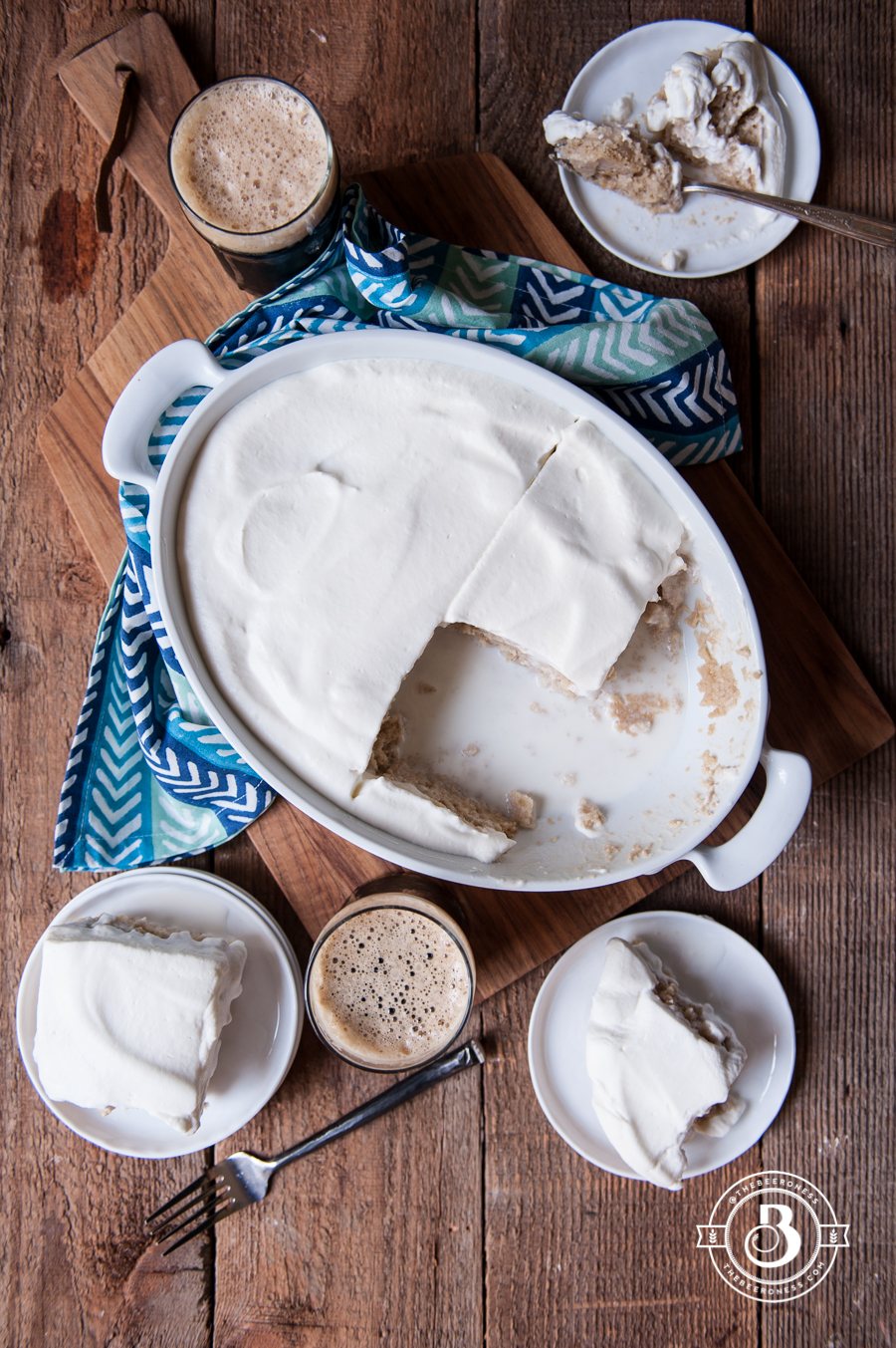Coconut Porter Tres Leche Cake (No Dairy or Eggs)101