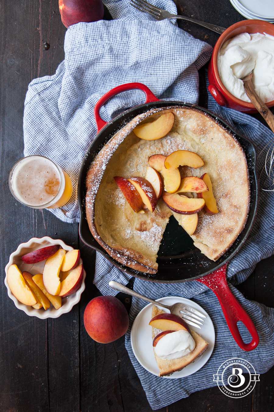 Beer Dutch Babies Oven Pancakes5