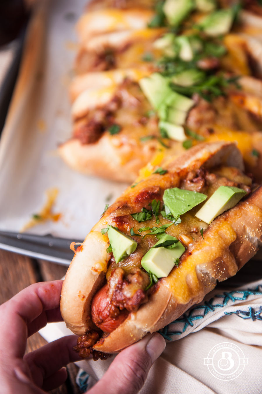 Beer Chili Party Dogs2