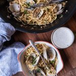 Beer Steamer Clam Linguini