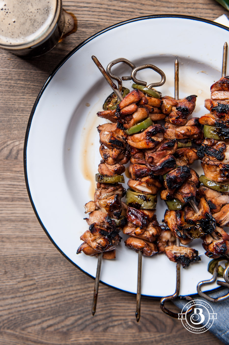 Jalapeno Honey Grilled Beer Chicken 5