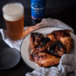 Chili Brown Sugar Oven Beer Can Chicken